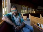 """The Rev. Lenny Duncan, a Black, queer preacher in the Evangelical Lutheran Church in America, plans to open a church in downtown Vancouver that is specifically anti-racist and LGBTQIA affirming. """"Once I came to Vancouver, I felt really called by God to be here,"""" he said."""