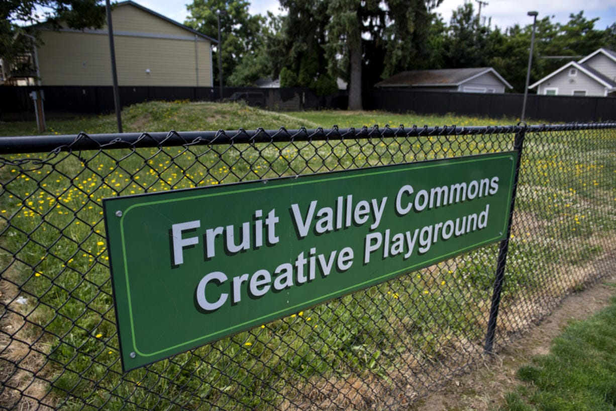 Vancouver Housing Authority plans to purchase three tiny homes from Wolf Industries and put them on a vacant lot of land next to the authority's Fruit Valley units.