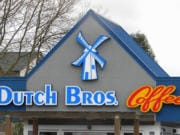 Dutch Bros Coffee confirmed a case of COVID-19 among the staff at its Hazel Dell location.