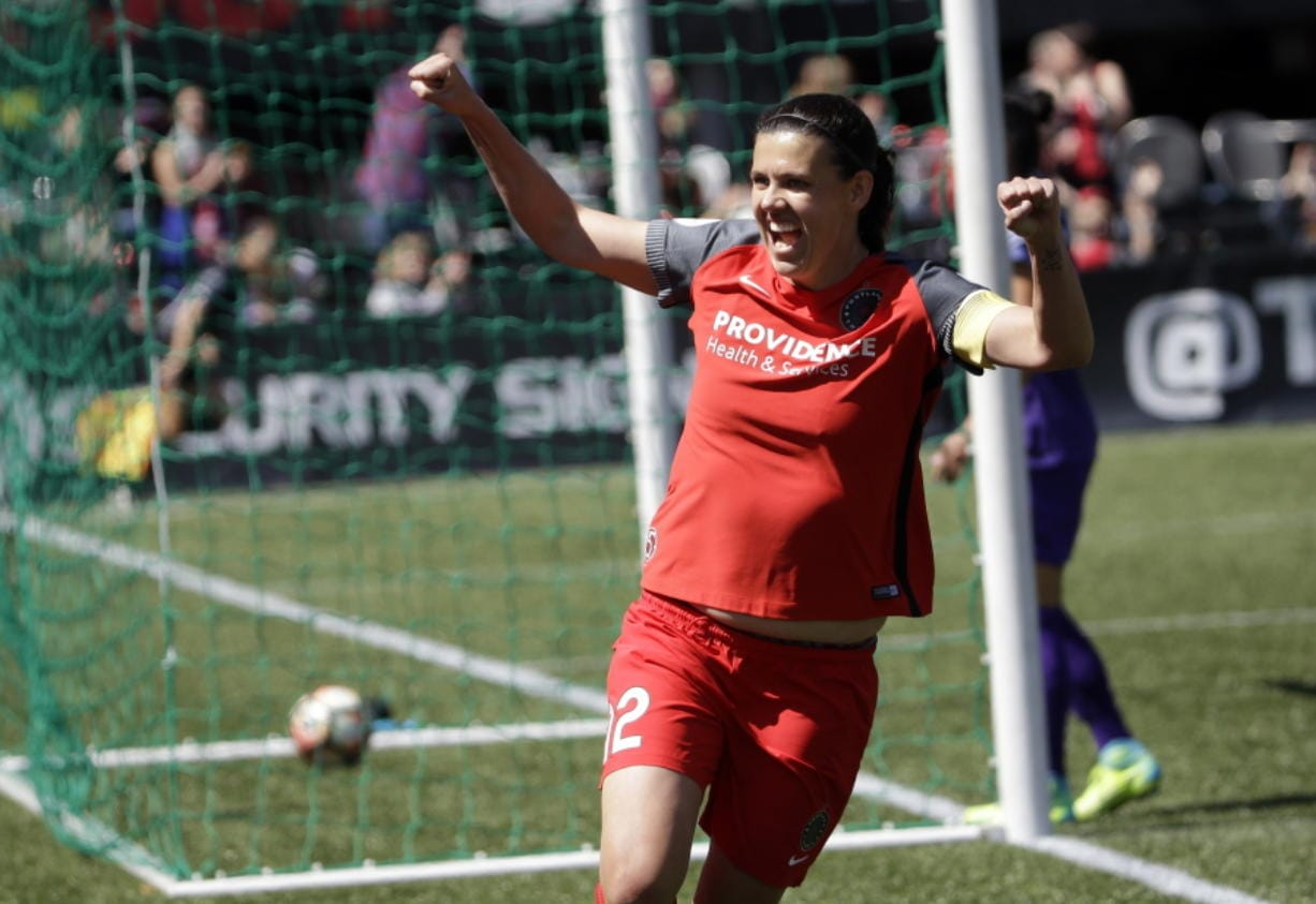 Portland forward Christine Sinclair and the Thorns will open the National Women's Soccer League Challenge Cup tournament on Saturday, June 27, 2020. And the pressure is on as the first professional team sport in the United States to play amid the coronavirus pandemic.