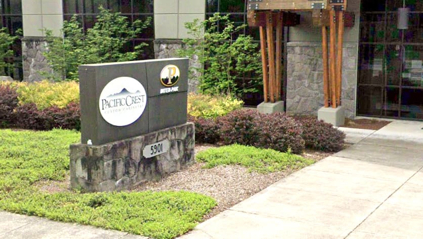 Pacific Crest Building Supply in Reidgefield confirmed an outbreak at its facility Thursday afternoon. The company has four confirmed cases of novel coronavirus.
