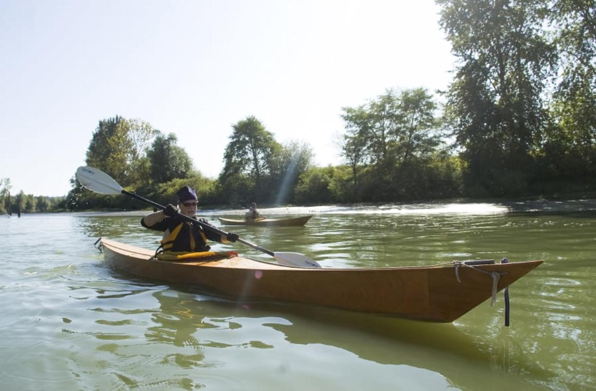 The city of Ridgefield, home to dozens of trails and a popular destination for kayakers, has launched the 100 Miles in 100 Days challenge, inviting participants to log miles on local trails and waterways from now until Sept. 14.