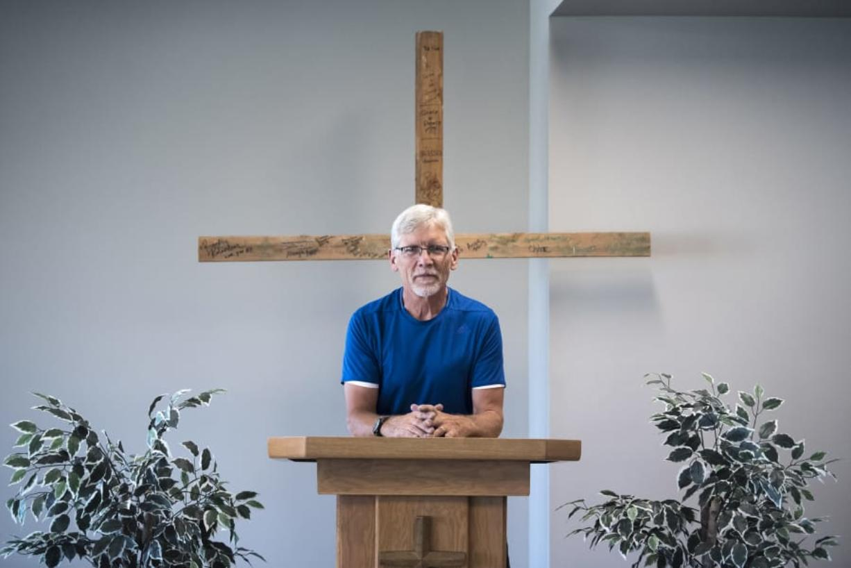 Mark Roskam, who died unexpectedly on Father's Day, will be remembered for his work with homeless people at Open House Ministries.