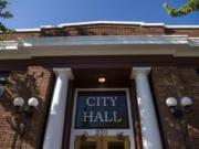 Ridgefield City Hall.