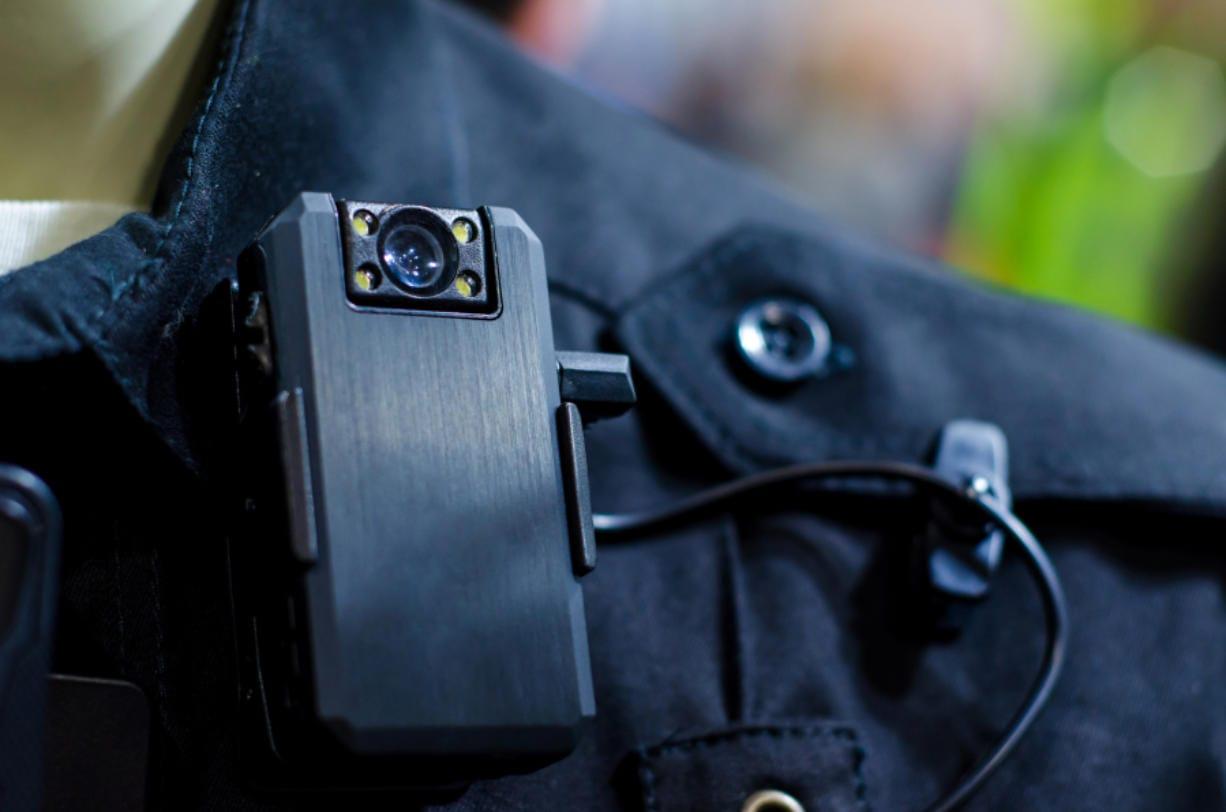 Police body camera (Dreamstime/TNS)