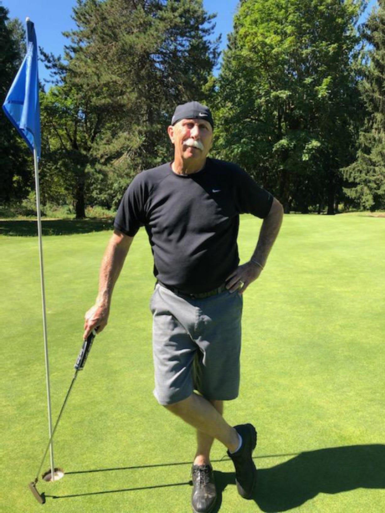 Eric Liljedahl is retiring after 40 years as Battle Ground High School golf coach.