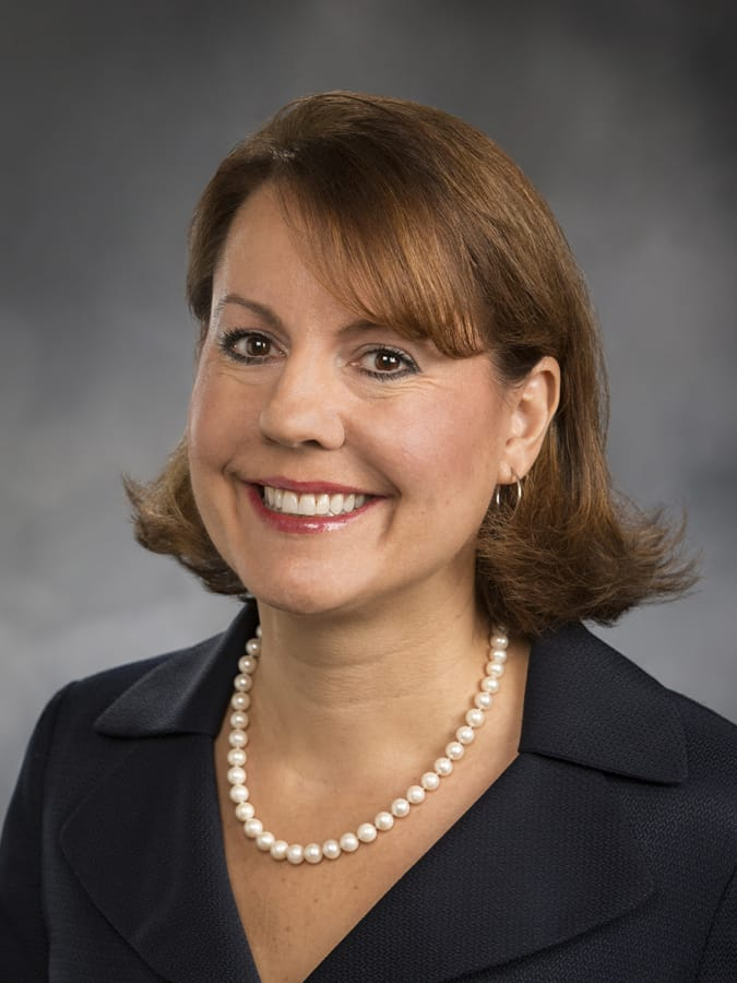 State Sen. Ann Rivers, R-La Center