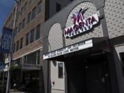 Protests about racial bias have erupted in all areas of American life - including Vancouver's nonprofit, community theater. Magenta Theater's founder and artistic director has quit, and this is the message that went up over the front door at the end of June.