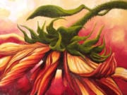 Liz Pike, organizer and host of this weekend's Fern Prairie Art Fest, is well known for her sunflower paintings, which can be seen in Camas Gallery, among other places.