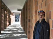 Navraj LamiChhane, a Nepali student who graduated from WSU Vancouver and is pursuing a master's in nonprofit administration at the University of Portland, feels whipsawed over the Trump administration's contradictory decisions about whether foreign students can stay in the United States if their classes are held online due to the pandemic.