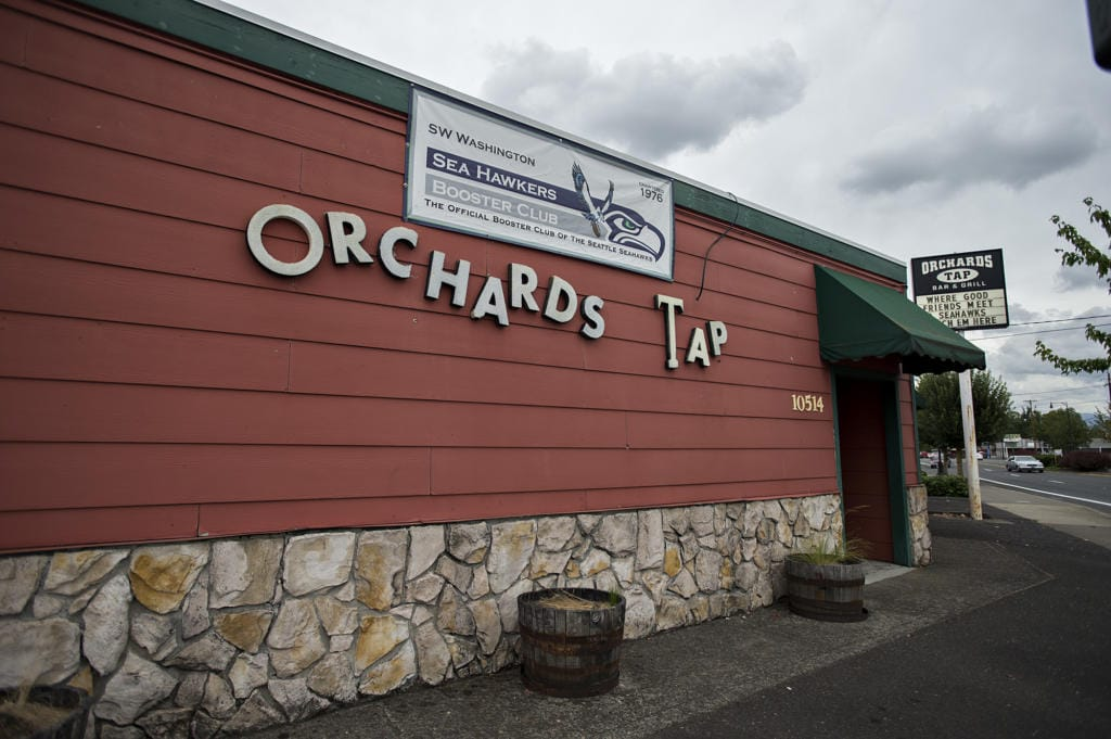 Eighteen cases of COVID-19 have been linked to Orchard's Tap on Fourth Plain Boulevard.