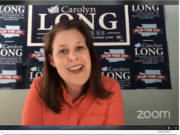 Washington Democrats are holding a series of Get-Out-The-Vote virtual tour events, including one Tuesday featuring Carolyn Long, who is challenging Rep. Jaime Herrera Beutler for the 3rd Congressional District seat. Also participating were Legislature candidates Daniel Smith and Donna Sinclair, and on Friday, Tanisha Harris.