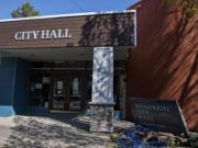 Washougal City Hall (Amanda Cowan/The Columbian)