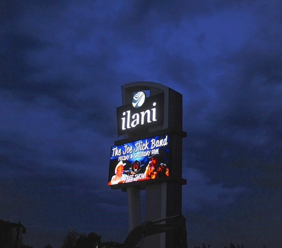 ilani casino resort (The Columbian files)