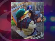 Vancouver police are looking for suspects involved in a robbery on July 1 on Northeast 145th Avenue in Vancouver.