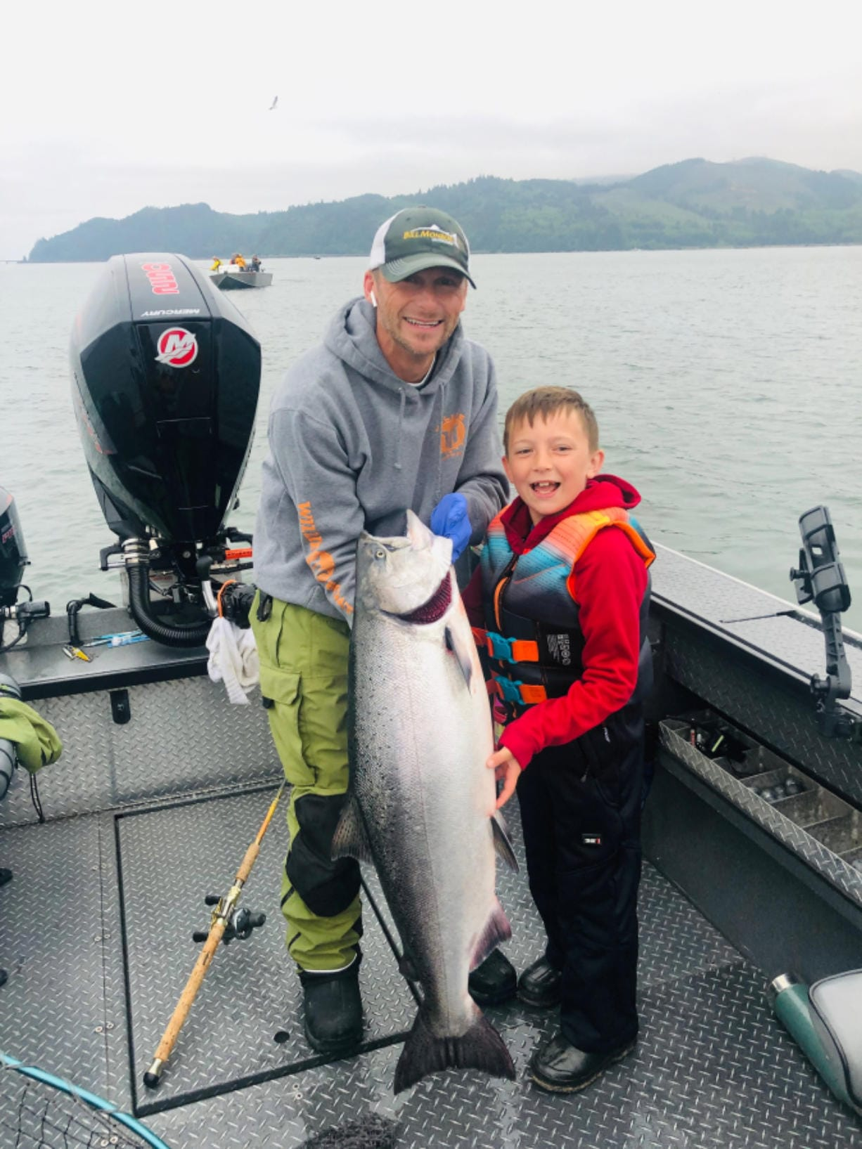 Anglers are eagerly awaiting the start of the Buoy Ten fishery at the mouth of the Columbia River. The season usually opens on August 1, but with poor expected salmon returns for 2020, the season was delayed until August 14.