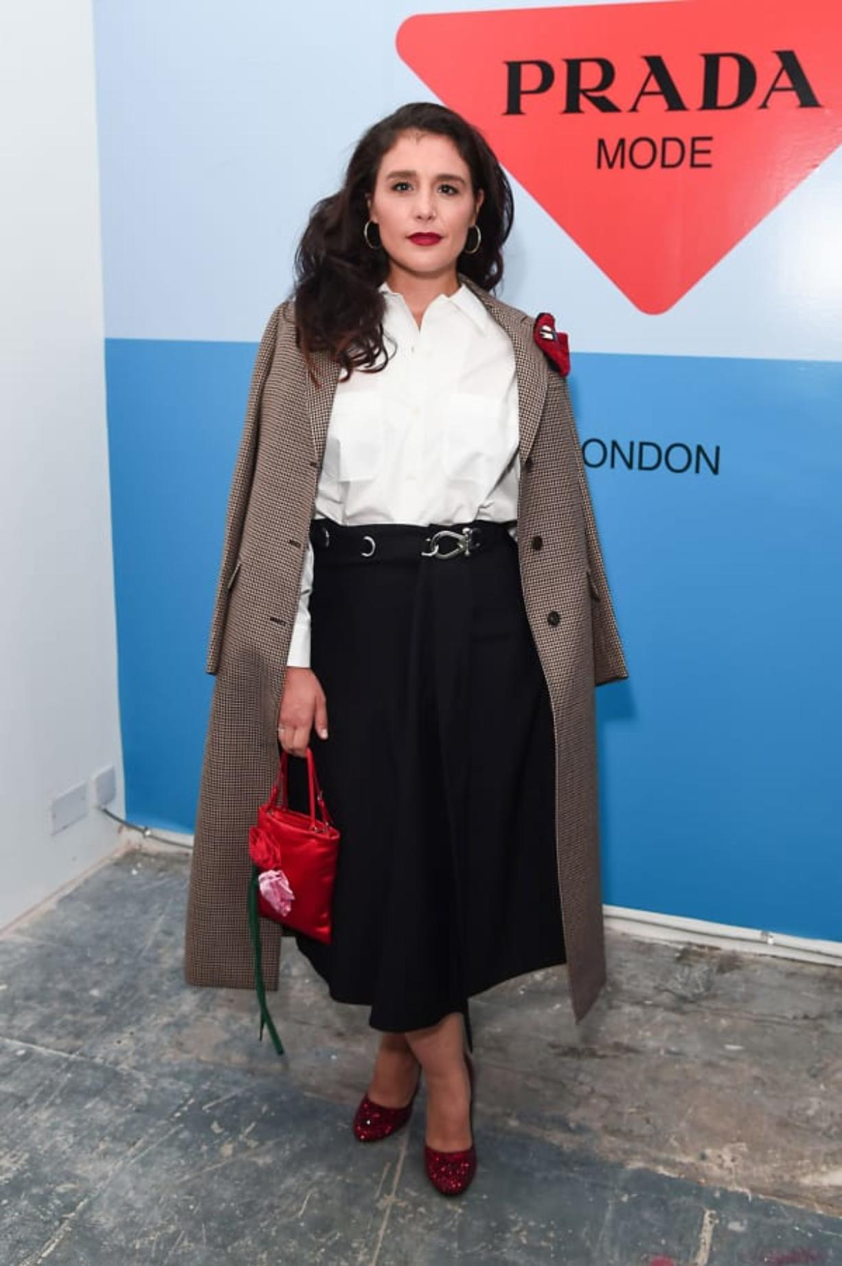 Jessie Ware attends Prada Mode London on Oct. 03, 2019, in London. Ware shot her recent music videos while in quarantine. (Eamonn M.