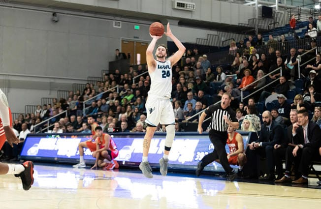 Western Washington's Trevor Jasinsky finished with 1,518 career points (eighth in WWU history), 589 rebounds (sixth) and 197 3-pointers (sixth). He is now headed overseas to play professionally.