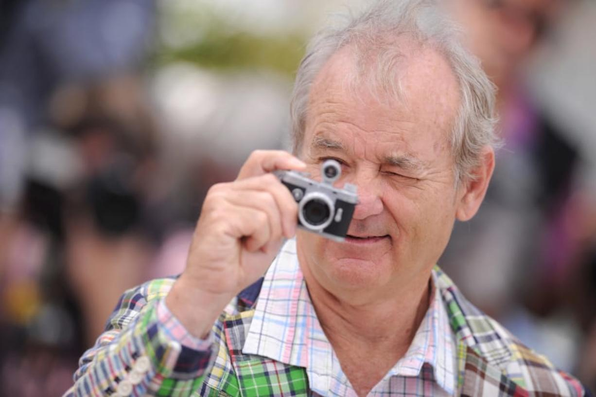 """Bill Murray attends the """"Moonrise Kingdom"""" photo call during the 65th Cannes Film Festival on May 16, 2012 in Cannes, France."""