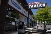 The Tip Top Tavern voluntarily closed Saturday, citing concerns about the difficulty of enforcing the requirement that customers wear masks when not at their tables.