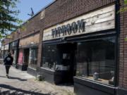 Thirsty Sasquatch, in Uptown Village, is set to reopen in late September. The owner is doubling the amount he's investing in the taproom's renovation, which includes a patio and a sliding garage door to open on sunny days.