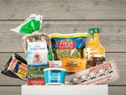Alpenrose specializes in dairy products but its grocery delivery service offers other items as well.