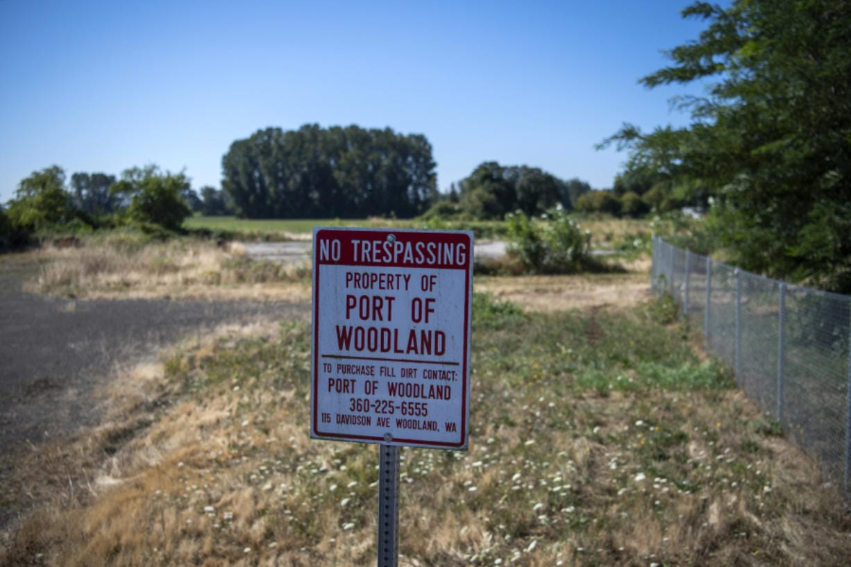 The property for the new Rose Way Industrial Park in Woodland received a $3 million grant from the U.S. Department of Commerce to start the first of six buildings on the site, expected to house 120 jobs.