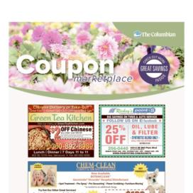 August Coupon Marketplace