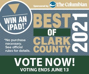 Best of Clark County 2021 – Vote for your favorites! contest promotional image