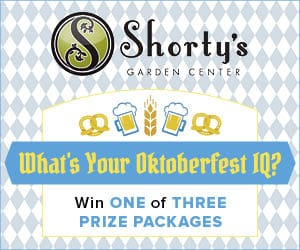 Shorty's Garden Center Wiesn Quiz contest promotional image