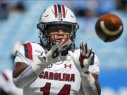 South Carolina running back Deshaun Fenwick said he might use an extra year of eligibility to pursue a master's degree.