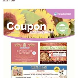 September Coupon Marketplace
