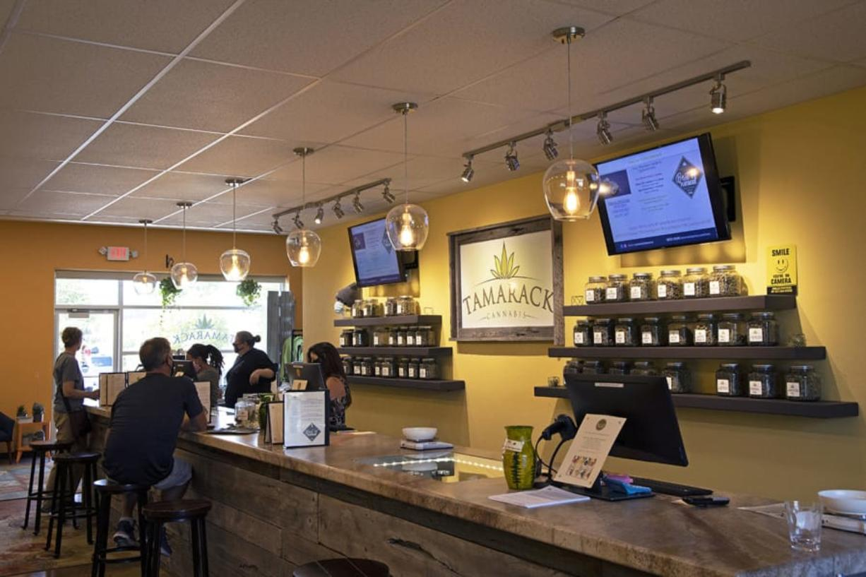 Medical marijuana was legal but not yet mainstream in 2009 when Tamarack Dispensary opened its doors in the conservative community of Kalispell, Montana.