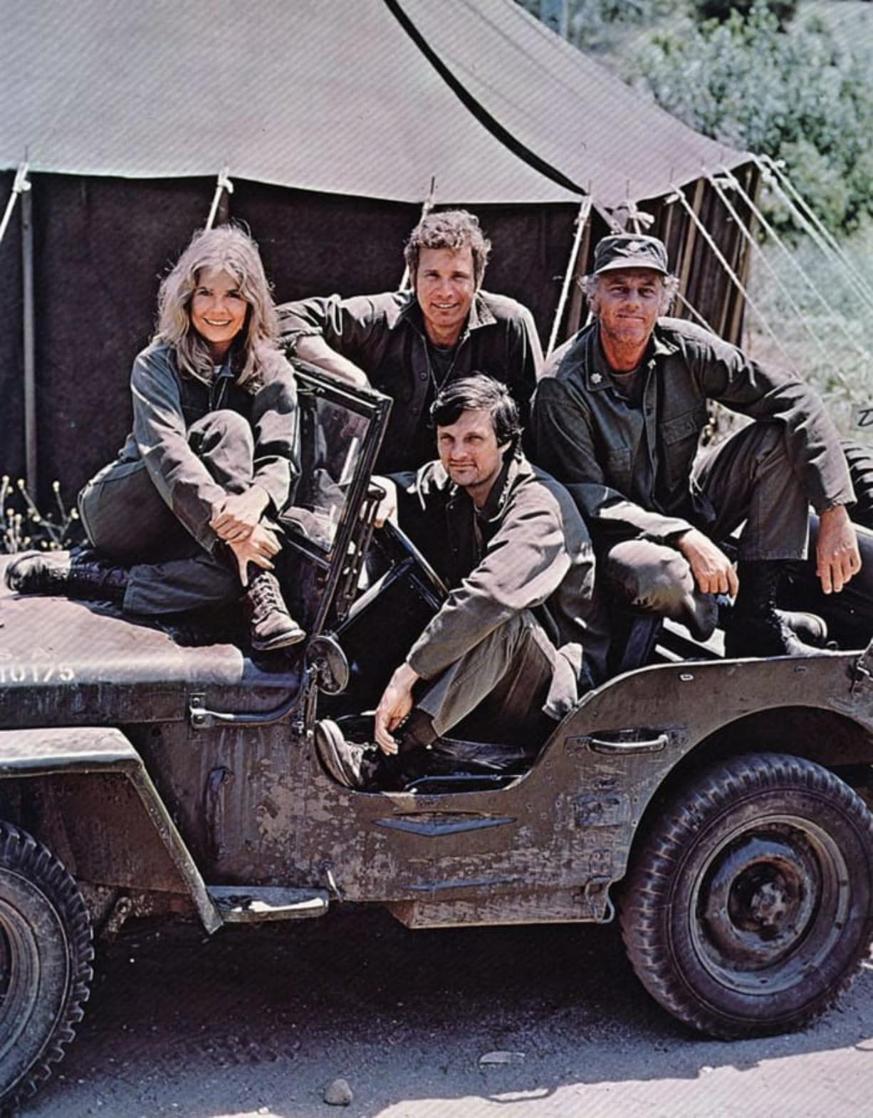 "The hit television show ""MASH"" was first a book and then a movie."