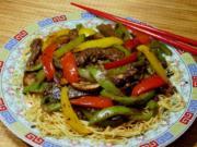 Wok-Fried Pepper Steak (Linda Gassenheimer/TNS)