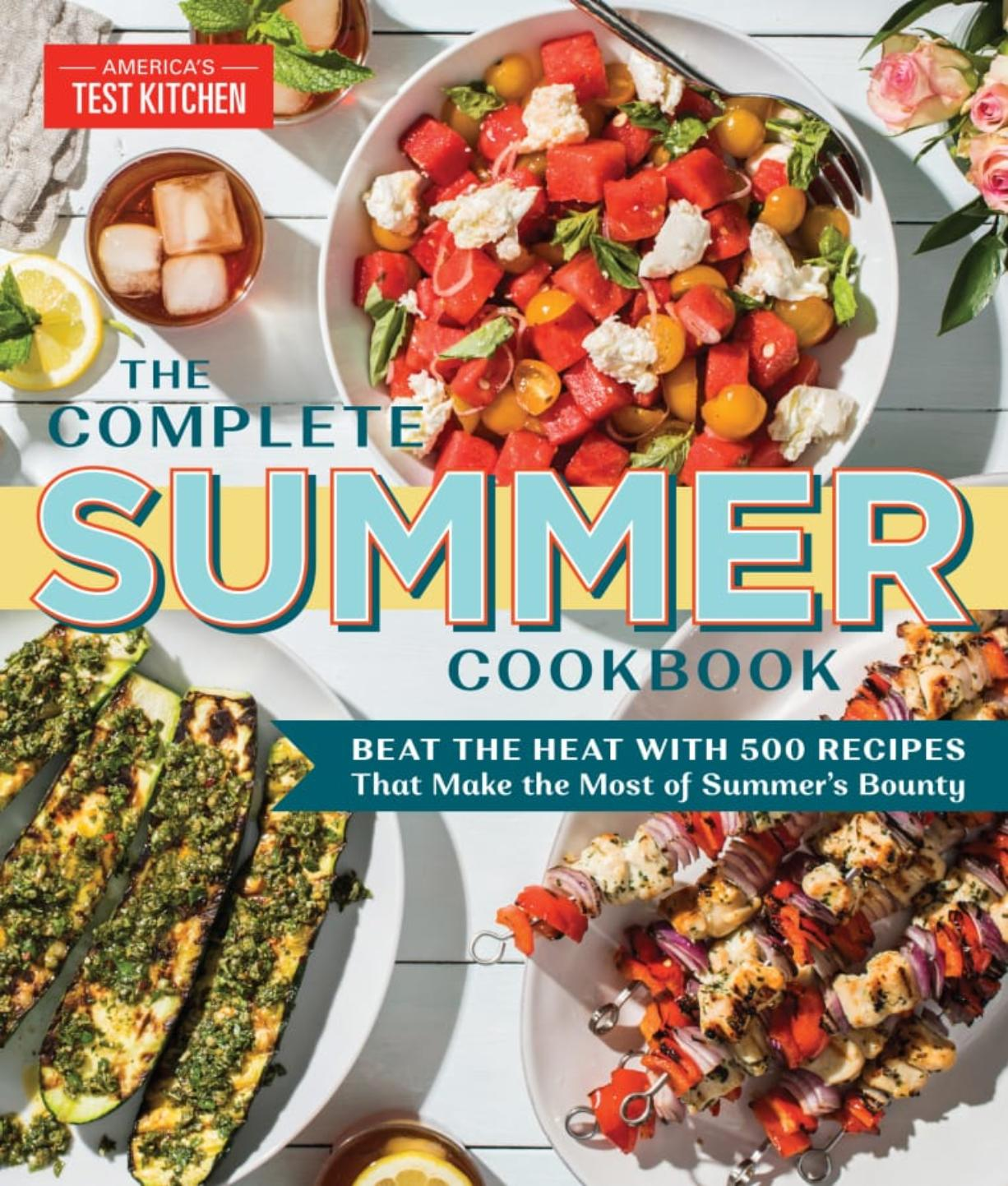 The Complete Summer Cookbook (America's Test Kitchen/TNS)