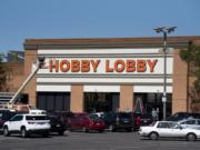 A new Hobby Lobby store is finishing up the last of construction and is set to debut Sept. 14 at Vancouver Mall.