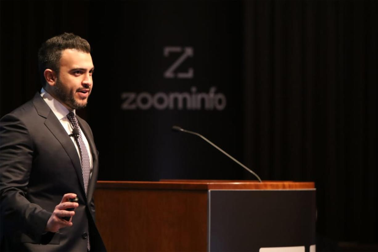 "ZoomInfo co-founder and CEO Henry Schuck earned a spot on Fortune Magazine's ""40 under 40"" list this month. The Vancouver-based company has adapted its product and culture to the pandemic in many ways while growing at a fast pace."