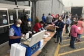 For 20 weeks a group of Sikhs has provided a hot meal for the homeless community at Living Hope Church.