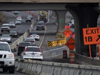 Interstate 5 Trunnion Replacement