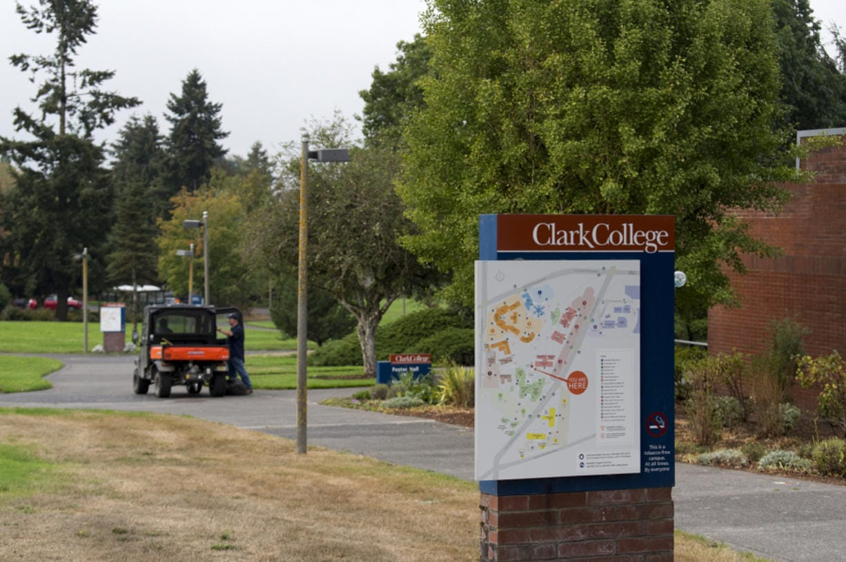 Clark College faces significant enrollment declines and budget hits in response to the coronavirus pandemic. An outside firm has recommended outsourcing dozens of jobs in response.