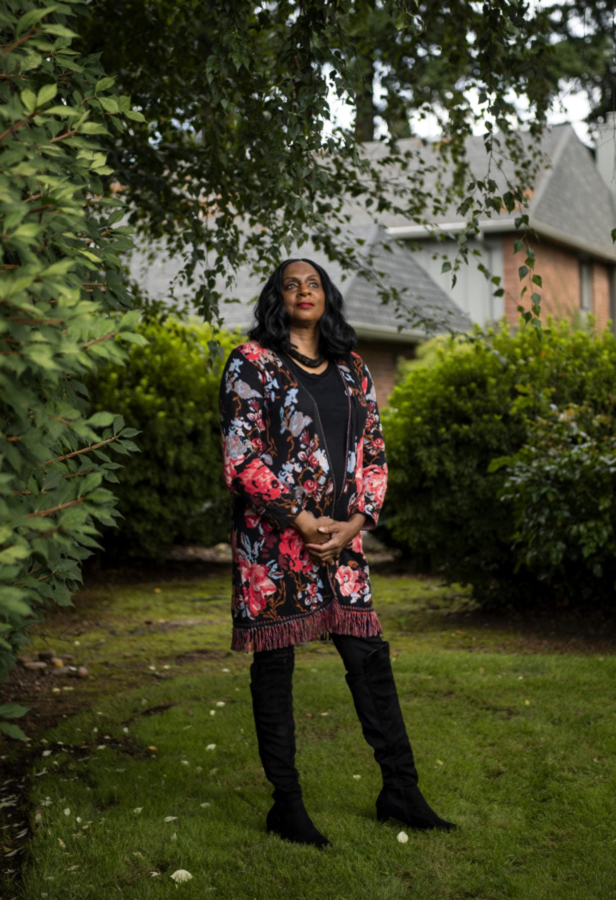 Benita Presley grew up in Northeast Portland. One of her grandmothers, Katie Brown-Williams, was a missionary and grassroots activist who taught Presley about Black history.