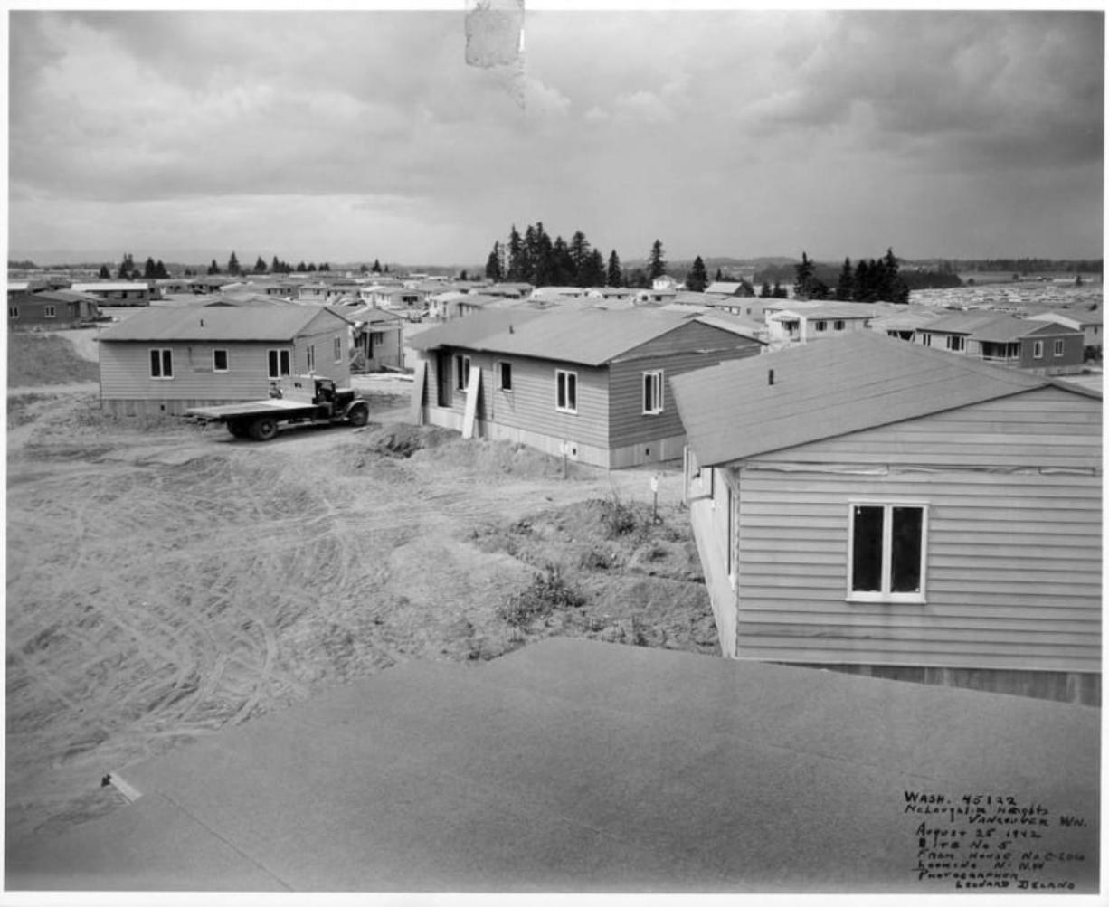 Clark County Historical Museum's upcoming speaker series looks at housing and race in Clark County.