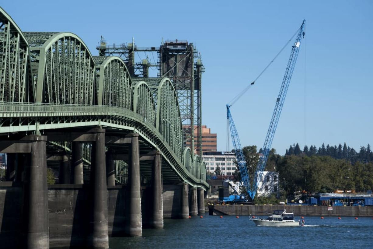 The Interstate 5 Bridge trunnion replacement project is wrapping up this week. Crews were able to reopen the northbound span to traffic late Friday night, two days earlier than planned.