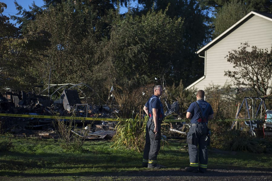 Vancouver man accused of setting house on fire, assaulting neighbor