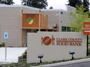 Clark County Food Bank (The Columbian files)
