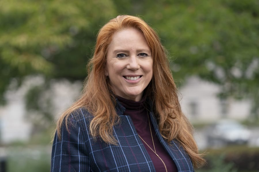 Kim Wyman, Washington's Secretary of State, a Republican, is facing Democratic state Rep. Gael Tarleton of Seattle, who is leaving the Legislature in December after serving four terms. (Ted S.
