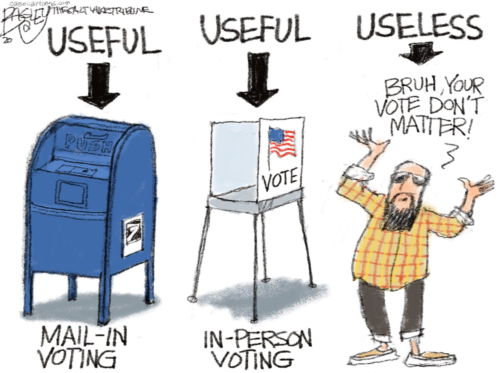 Sept. 26: Voting Bug