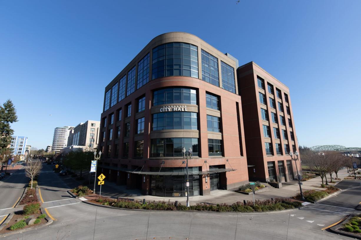 Vancouver City Hall (iStock.com)