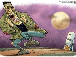 Editorial Cartoons, Oct. 18-24